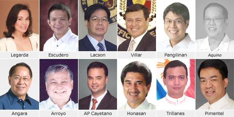 Senators (2007 - 2013)